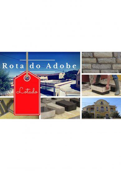 Rota do Adobe – visita à Quinta do Areal