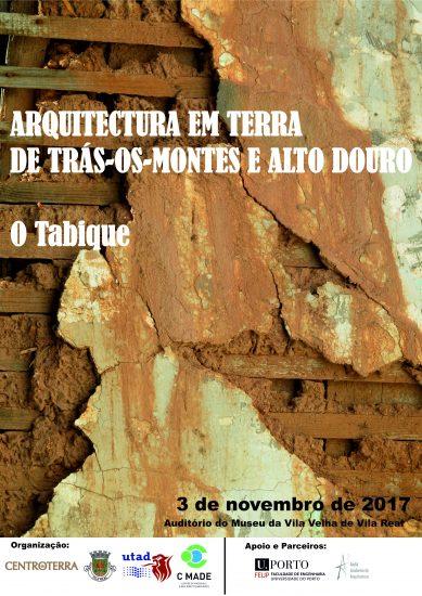 Arquitectura em Terra de Trás-os-Montes e Alto Douro – O Tabique